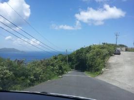 hills everywhere!