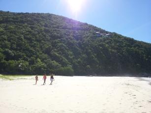 Trunk Bay