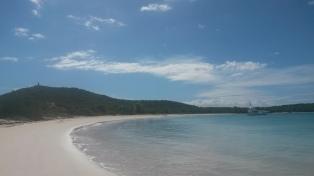 Tortuga bay, Culebrita