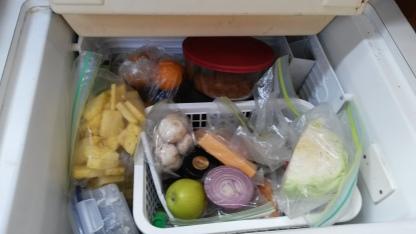 our nice fridge