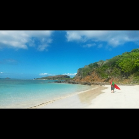 Culebrita island