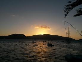 Sunset from Sabba Rock