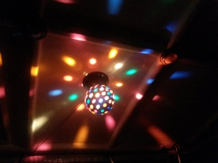 Matilda's party light