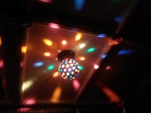 Matilda's party light