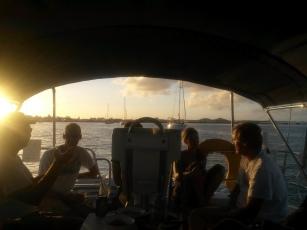 11 people on board Ondular