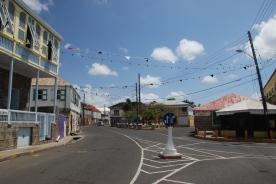 Main road, Charlestown