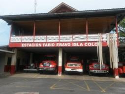 Los bomberos of Bocas